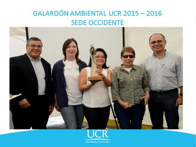 Sede Occidente UCR